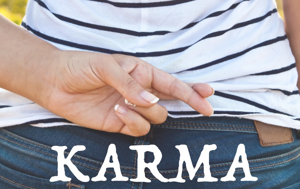 The Universal Law of Karma